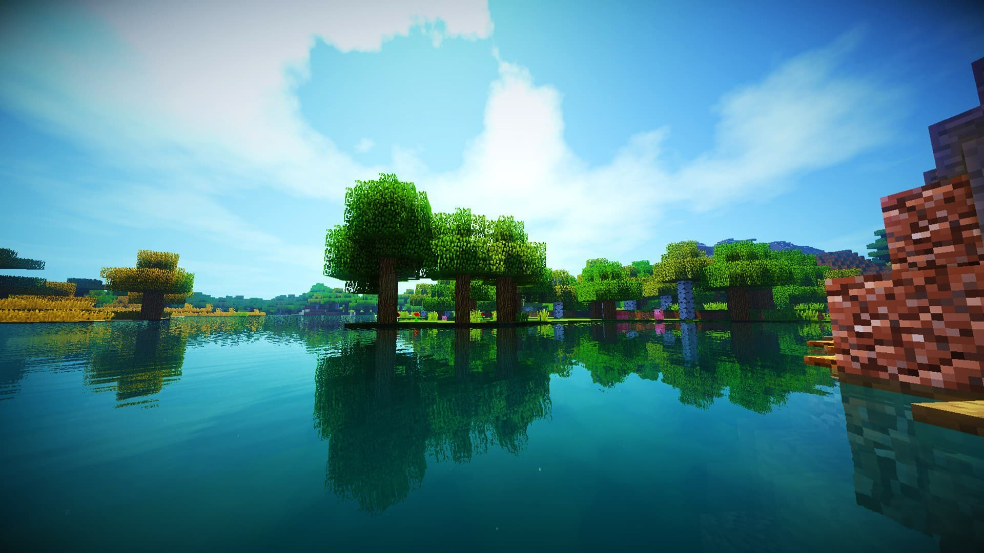 Minecraft HD Wallpapers 1
